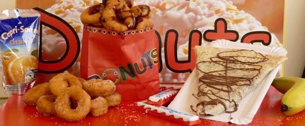 Mini Donuts & Crêpes
